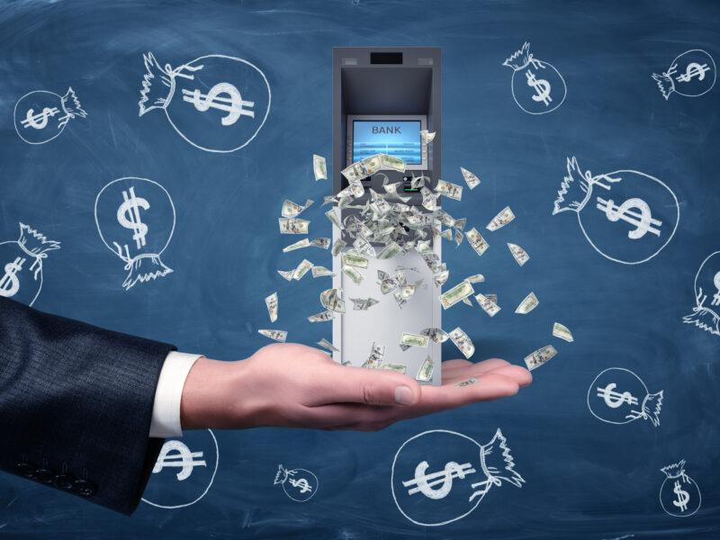 Unngå uttak av kontanter med kredittkort